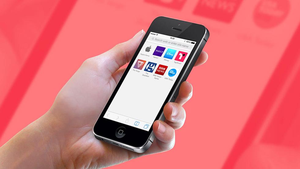 Как поменять фон главной страницы Safari на iPhone с iOS 15